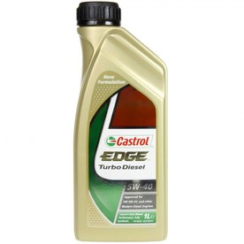 Масло Castrol Edge Turbo Diesel 5w40 1 литър