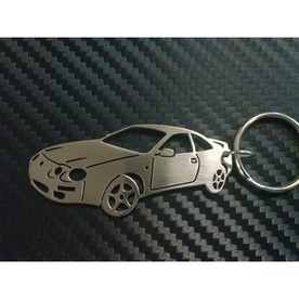 Keychain design of Toyota Celica 1995