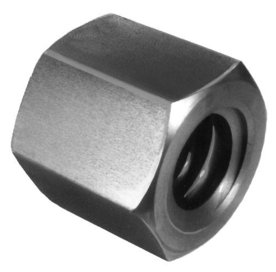 Hexagon nut with trapezoidal thread Tr28x5 DIN 103