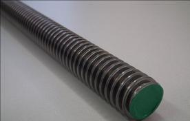 Trapezoidal threaded rod Tr32x6 DIN 103 stainless steel A2