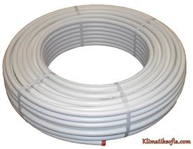 Tube with Aluminum insert Φ16mm. PEX-AL-PEX PN16