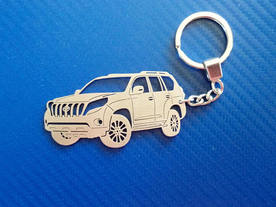 Toyota Land Cruiser 2015 Key Chain