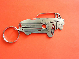 FORD XM Coupe Keychain