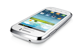 Смартфон Samsung GT-S6310 GALAXY Young,Бял
