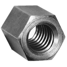 Hexagon nut with Tr 20x4 DIN 103