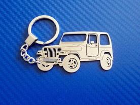 Jeep Wrangler Jewelry Key v.0.1