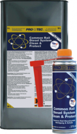 Common RailDiesel System Clean & Protect Common rail Pro-Tec 375 ml